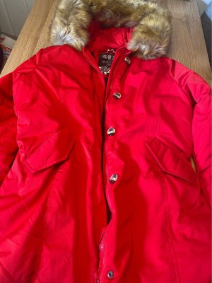 Marikoo rote Winterjacke in sehr guten Zustand in Gr. Xl