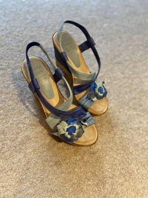 Marila Keilabsatz Sandalen 37