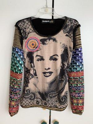 Marilyn Monroe Shirt t-Shirt langärmelig S