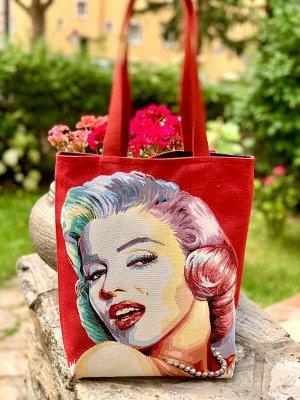 Marilyn Monroe Shopper
