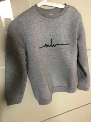 Marina Hoermanseder Suéter gris claro-gris