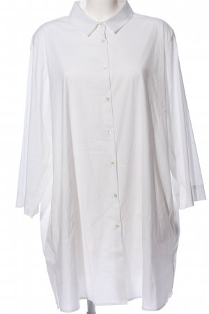 Marina Rinaldi Camicetta lunga bianco stile casual