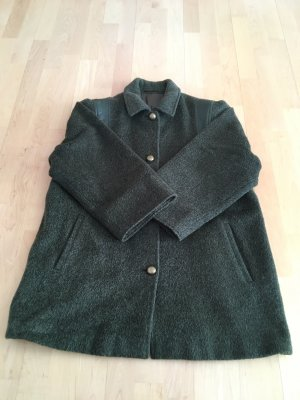 Marina Rinaldi Oversized Coat forest green