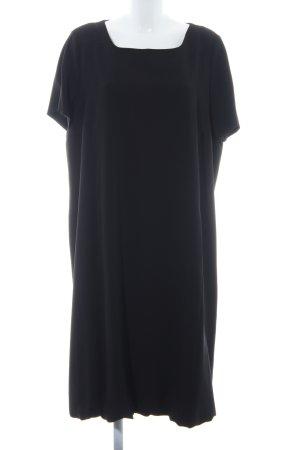 Marina Rinaldi Midikleid schwarz Elegant