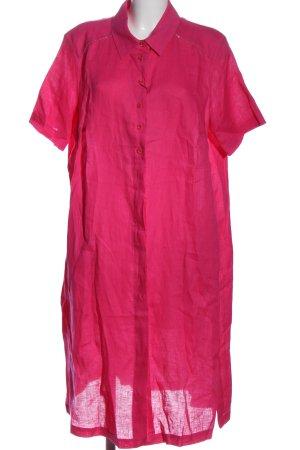 Marina Rinaldi Robe t-shirt rose style décontracté