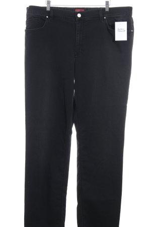 Marina Sport Slim Jeans anthrazit Casual-Look