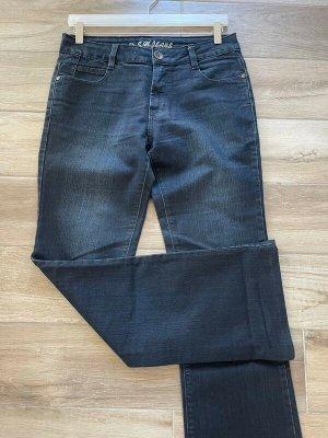 Marineblaue Jeans von D.S.N, Gr. 29