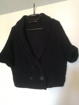 Comptoir des Cotonniers Cardigan à manches courtes multicolore coton