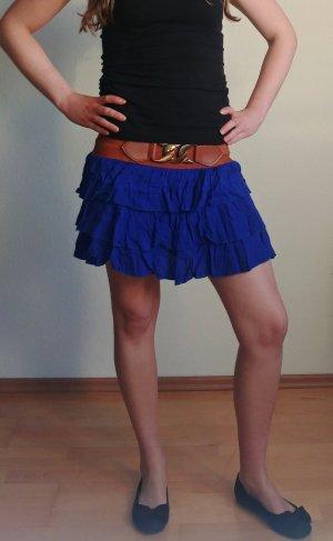 Best emilie Minigonna marrone-blu