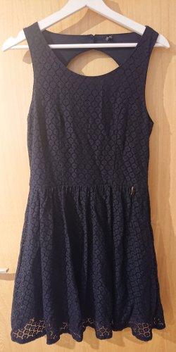marineblaues Kleid Only