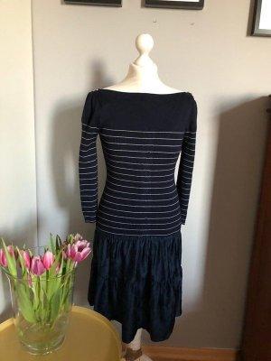 Marineblaues Kleid von Karen Millen, Gr. 36