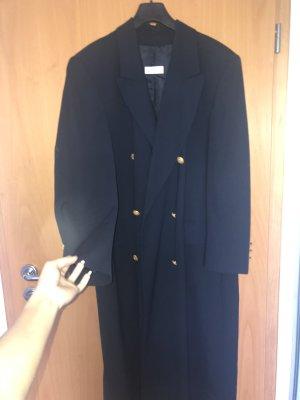 Marinefarbener Mantel neuwertig