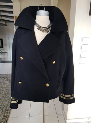 State of Claude Montana Naval Jacket black