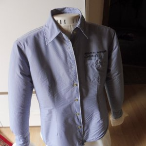Marinepool Long Sleeve Blouse multicolored cotton