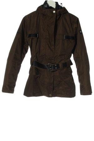 Marinepool Outdoor Jacket brown casual look
