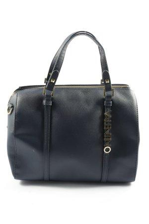 Mario Valentino Bolso barrel negro estilo «business»