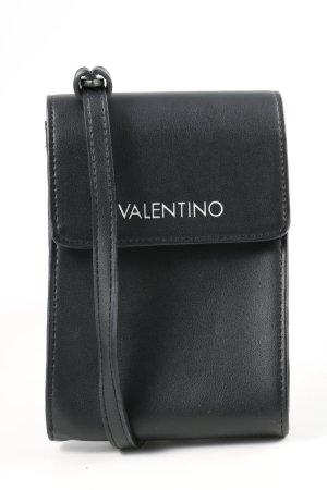 Mario Valentino Minitasche schwarz Elegant