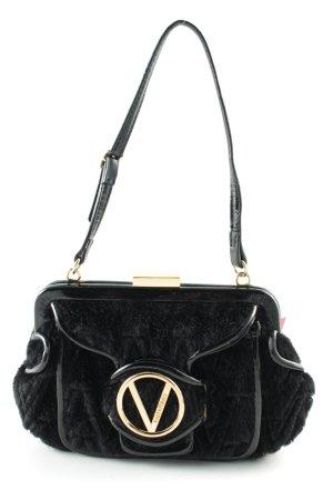 Mario Valentino Mini Bag black extravagant style