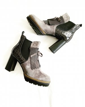 Maripé • ankle boots • grau • leder