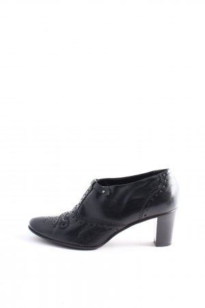 Maripé Booties schwarz Casual-Look