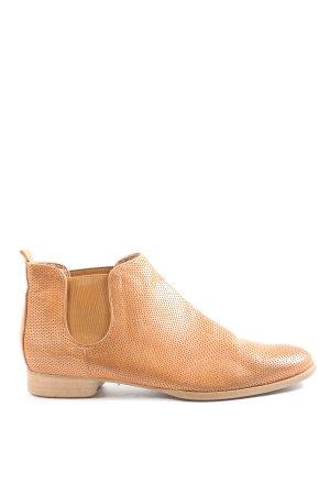 Maripé Chelsea Boots braun Casual-Look