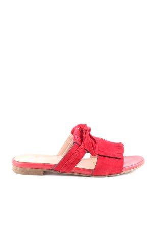 Maripé Flip Flop Sandalen pink Casual-Look
