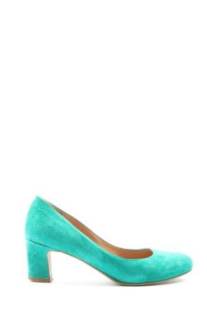 Maripé High Heels türkis Casual-Look