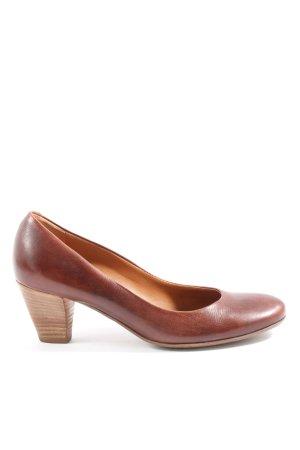 Maripé High Heels braun Casual-Look