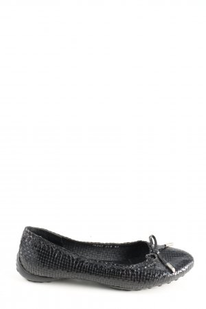 Maripé Ballerina Mary Jane nero stile casual