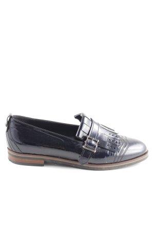 Maripé Pantofola nero stile casual