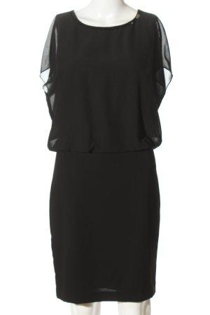 Mariposa Blusenkleid schwarz Business-Look