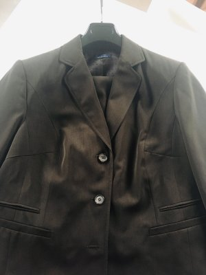 Mariposa Trouser Suit dark brown