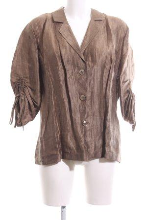 Mariposa Kurz-Blazer bronzefarben Elegant