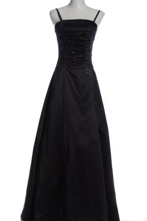Mariposa Maxikleid schwarz Elegant