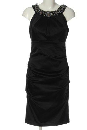 Mariposa Pailettenkleid schwarz Elegant