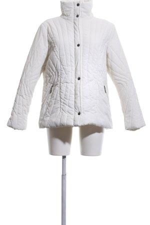 Mariposa Steppjacke weiß Steppmuster Casual-Look