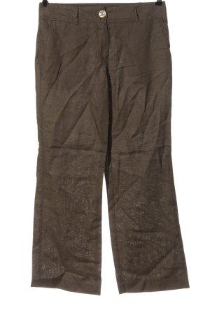 Mariposa Pantalone jersey cachi stile casual