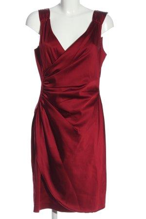 Mariposa Trägerkleid rot Elegant