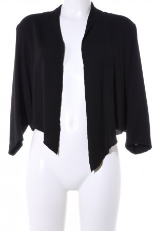 Mariposa Übergangsjacke schwarz Casual-Look