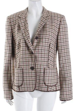 Mariposa Woll-Blazer mehrfarbig Vintage-Look
