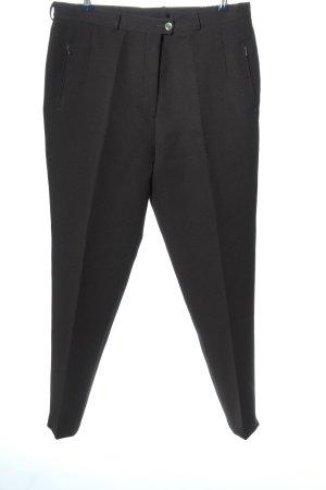 Marita's Anzughose schwarz Business-Look