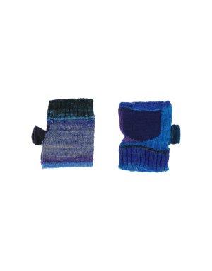 Girbaud Fingerless Gloves multicolored