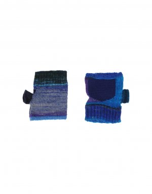 Girbaud Fingerless Gloves multicolored