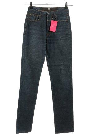 Marithé + Francois Girbaud High Waist Jeans schwarz Casual-Look