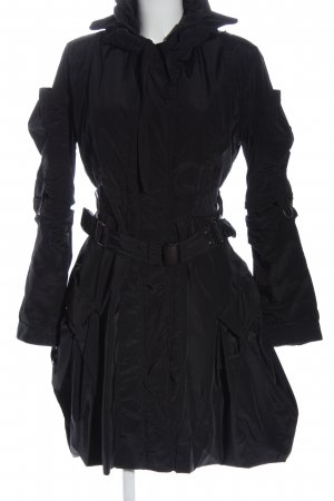 Marithé + Francois Girbaud Between-Seasons-Coat black casual look