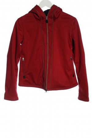 Marithé + Francois Girbaud Softshell Jacket red casual look