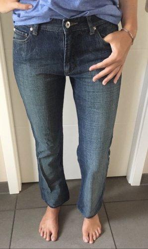 Marithé Francoise Girbaud, Jeans, blau, Gr. 36