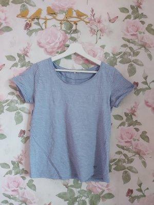 Maritim gestreiftes T-Shirt