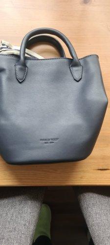 Marco Tozzi Handbag petrol mixture fibre