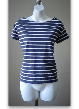 ⚓   Maritime-Me Ahoi: Schönes Shirt von H&M in navy & weiß, Top Zustand, NP 15€  ⚓